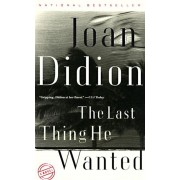 The Last Thing He Wanted, Paperback