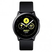 Samsung Galaxy Watch Active (Bluetooth, Black, Special Import)