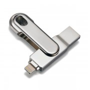 Platinet iOS Pendrive USB 3.0 16GB Lightning - външна памет за iPhone, iPad, iPod с Lightning (16GB)