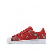 ADIDAS Superstar Pineapple Red