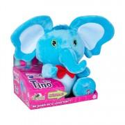 Jucarie de plus Noriel Pets , Tino Boo Elefantel