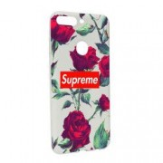 Husa de protectie Supreme Rose pentru OnePlus 5T Silicon W262