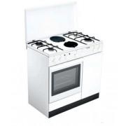 Bompani BI940EB/L cucina con portabombola di 90x60 estetica bianca *** Spediamo in 3/5 gg lavorativi ****