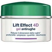 Somatoline Cosmetic Lift Effect 4d Gel Antirughe Gg 50 Ml