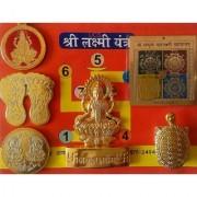 Valentine Gift Shri Dhan Laxmi Yantra Set