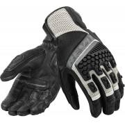 Revit Sand 3 Gloves Black Silver L