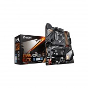 T. Madre Gigabyte Z390 Aorus Elite, ChipSet Intel Z390, Soporta, Core