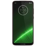 "Telefon Mobil Motorola XT1965 Moto G7 Plus, Procesor Octa-Core 1.8GHz, IPS LCD Capacitive touchscreen 6.2"", 4GB RAM, 64GB Flash, 16+5MP, 4G, Wi-Fi, Dual Sim, Android (Albastru) + Cartela SIM Orange PrePay, 6 euro credit, 6 GB internet 4G, 2,000 minute nat"