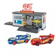 Mattel Cars - Garaje de Cambios Rust-Eze Cars 3