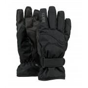 Barts Handschuhe Basic Schwarz - Schwarz L