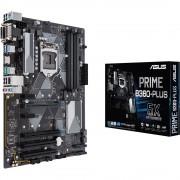 matična ploča Asus PRIME B360-PLUS Baza Intel® 1151v2 Faktor oblika ATX Set čipova matične ploče Intel® B360
