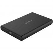 Rack HDD Orico 2189C3 USB 3.0 Type-C Tool Free 2.5 inch Negru
