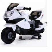 Oh Baby Baby Battery Operated BMW Model Bike Assorted Color With Musical Sound For Your Kids SE-BOB-57