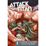 Attack On Titan: Before The Fall 2 by Hajime Isayama