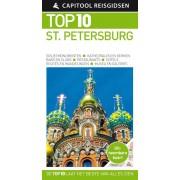 Reisgids Capitool Top 10 St- Petersburg - Sint Petersburg   Unieboek