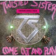 Twisted Sister - Come Out and Play (0075678127526) (1 CD)