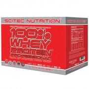 Scitec Nutrition Scitec 100% Whey Professional Box 30 Buste Da 30 Gr Variety