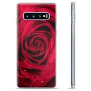 Samsung Galaxy S10+ TPU Case - Roos