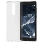 Protectie Spate Nokia Clear Case CC-109 pentru Nokia 5.1 (Transparent)