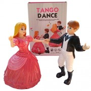 HALO NATION Dancing Couple - Tango Dance Toy With Light and music