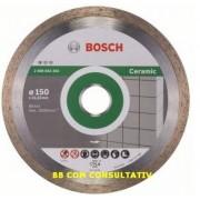Disc Diamantat PROFESIONAL for Ceramic,D=150mm