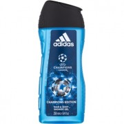 Adidas UEFA Champions League Champions Edition gel de ducha para hombre 250 ml