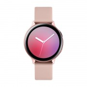 Samsung Galaxy Watch Active2 Bluetooth 40mm Alumínio Rosa Versão Internacional