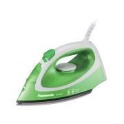 Panasonic Plancha de Vapor con Suela Curva, Cable Rotativo 360º, 1200W, 0.2 Litros, Verde
