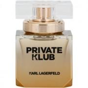 Karl Lagerfeld Private Klub Eau de Parfum para mulheres 45 ml