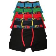 Rene sport boxerky - 3 pack L MIX