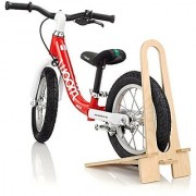 WOOM BIKES USA Wooden Bike Stand 12 /14 Beige