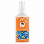 Alphanova Vegan Zonnebrandspray (SPF 50)