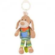 Плюшена музикална играчка Кученце - 1124 Babyono, 9070047