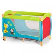 Prenosivi krevetac Hauck Sleep n play Jungle fun, 5170178