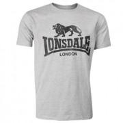 Camiseta Lonsdale gris promocion