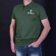 Тениска VALI COMPUTERS Gents, размер XL, Зелена