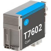 Epson Toner Compatível EPSON T7602 Azul