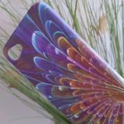 Силиконов калъф за HTC Desire 12 гръб Design