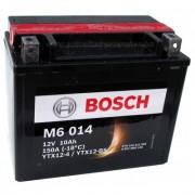 Bosch YTX12-4/YTX12-BS 12V 10Ah 150A AGM bal+ motorkerékpár akkumulátor - 510012009