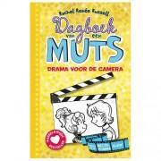 Top1Toys Boek Dagboek Van Een Muts 7 Drama Voor De Camera