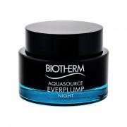 Biotherm Aquasource Everplump maschera viso notturna 75 ml donna