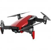 DJI Mavic Air - сгъваем дрон с дистанционно управление (червен)