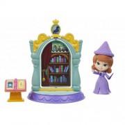 Set de joaca JAKKS Biblioteca magica Sofia Intai Curs