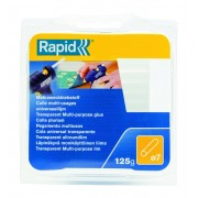 Batoane lipici Rapid Fun to Fix cu diametrul de 7mm x 65mm universal 125g blister