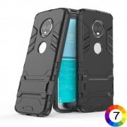 Motorola Moto G6 Plus Удароустойчив Калъф 2 и Протектор