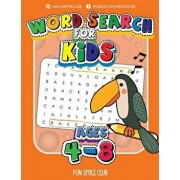 Word Search for Kids Ages 4-8: Word Search Puzzles for Kids - Circle a Word Puzzle Books, Paperback/Nancy Dyer