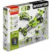 Конструктор Енджино Изобретател - Моторизиран комплект 30 в 1 - Engino, 150017