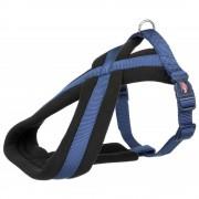 Trixie Premium Touring Harness - Blue-L-XL