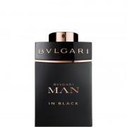 Bulgari man in black eau de parfum 60 ML e in omaggio 15 ML Eau de Parfum Miniatura