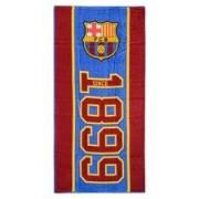 merchandise Barcelona Handduk - Röd/Blå